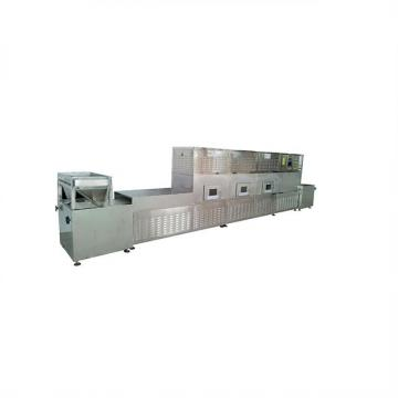 Degreasing of Pork by Microwave Drying and Sterilizing Machine