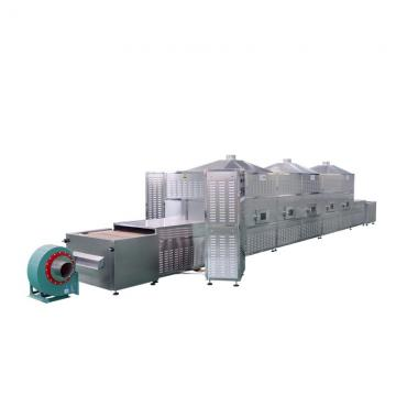 Safe Efficient Industrial Microwave Services Pepper Drying Equipment Electricty