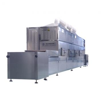PP boxed fast food microwave heating sterilization equipment