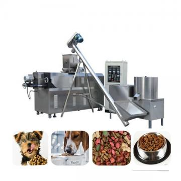 Fully Automatic Pet Dog Cat Biscuit Cookies Production Machine