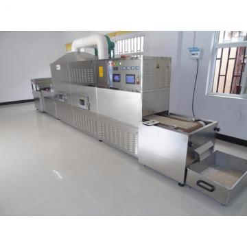 PLC Industrial Food Dryer Microwave Egg Powder Drying And Sterilization Machine