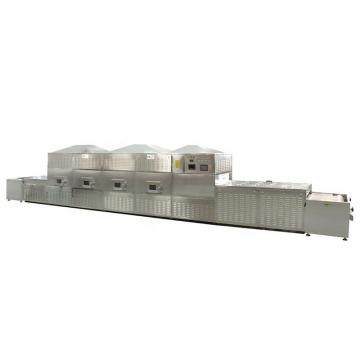 nut dried microwave machine tunnel sterilization equipment industrial dehydrator machine