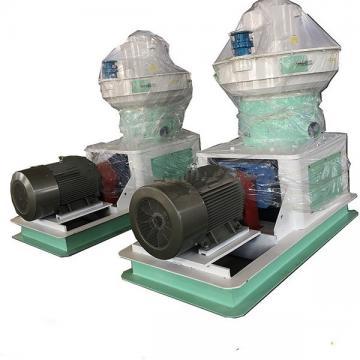 Bamboo wood waste sawdust flat die pellets making machine for boiler energy