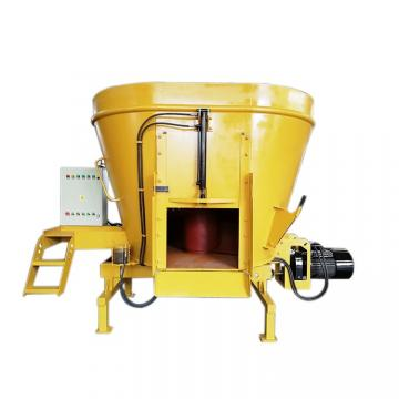 Livestock Feed Pellet Production Line Cattle Feed Pellet Machine 4-8 t / h