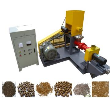 Capacity 60-80 kg per hour fish animal cat food feeding pellet making machine cat feed processing machines