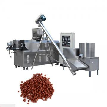 60-80kg/h Food grade dry dog food make machine floating fish feed extruder