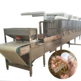 China products 20kW high efficiency microwave heating equipment for ready meals