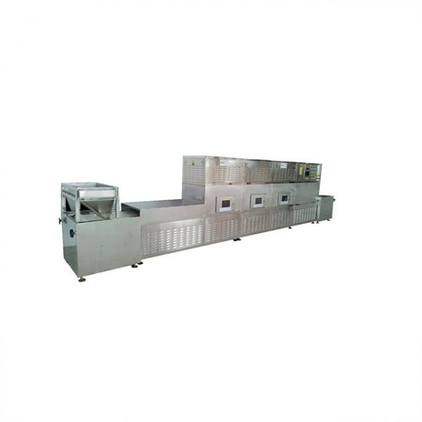 Condiment Microwave Drying Machine , Microwave Drying Equipment PLC Control #1 image