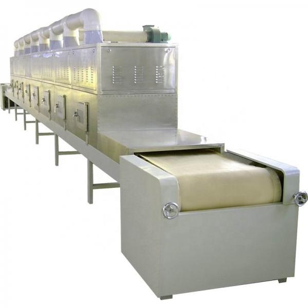 Degreasing of Pork by Microwave Drying and Sterilizing Machine #1 image