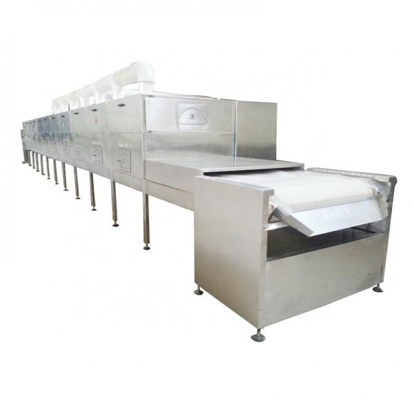 Condiment Microwave Drying Machine , Microwave Drying Equipment PLC Control #2 image