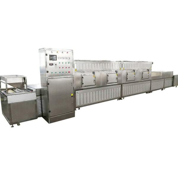 Food Drying Industrial Microwave Equipment Low Energy Selective Heating One #2 image