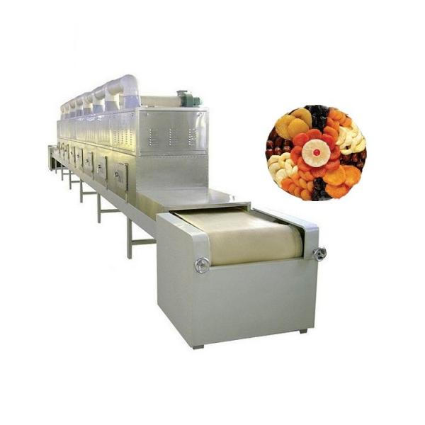 60KW Microwave Drying And Sterilization Machine Fully Automatic Tunnel Type #1 image