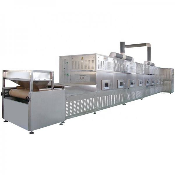 Degreasing of Pork by Microwave Drying and Sterilizing Machine #3 image