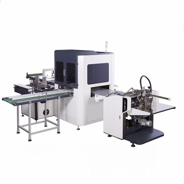 Durable Double Lanes Automatic Packing Machine 40-100 Bag/Min Packing Speed #3 image