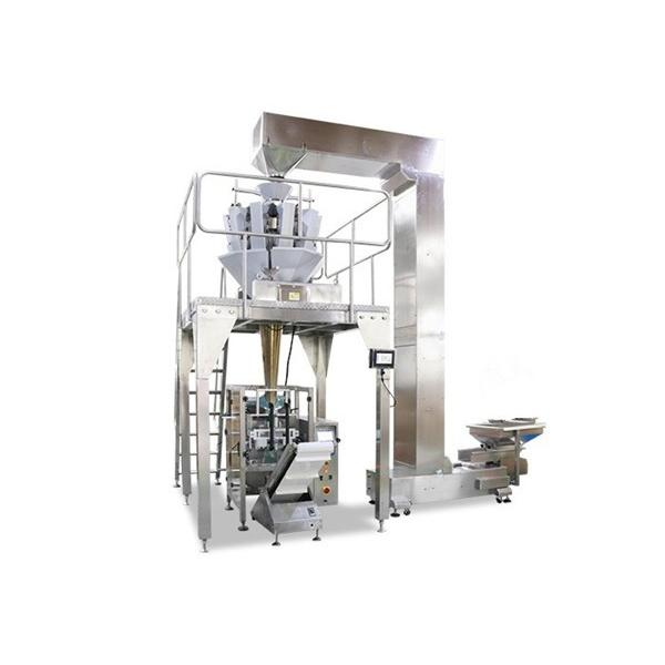 Durable Double Lanes Automatic Packing Machine 40-100 Bag/Min Packing Speed #1 image