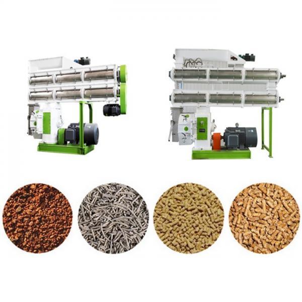 Hot Sale Corn Starch Fire Grass Pellet Making Machine #2 image
