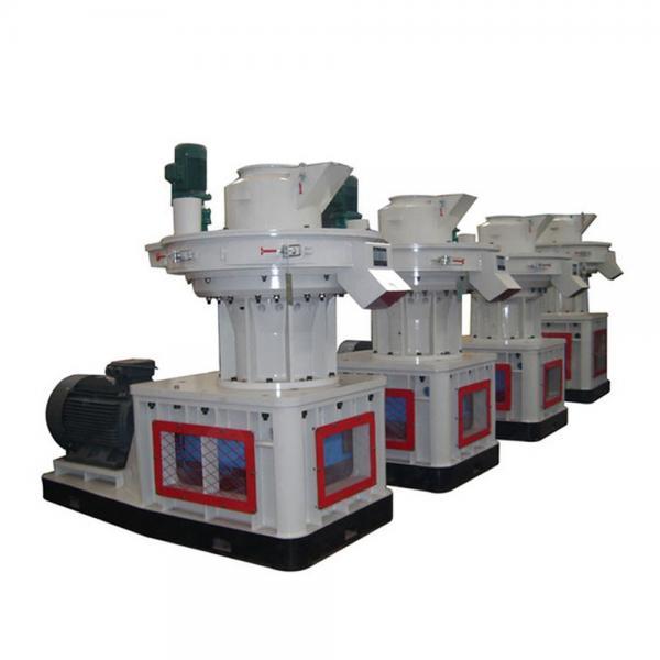 2019 CE Certificated Wood Pellet Machine   Wood Pellet Mill   Wood Pellet Making Machine #2 image