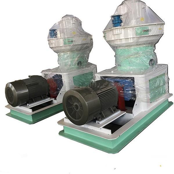 Poultry Feed Pellet Making Machine , Manure / Fertilizer Pellet Machine #3 image