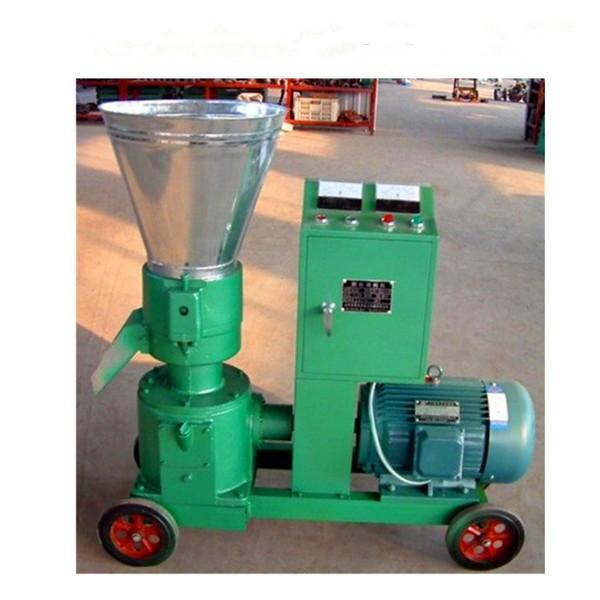 2019 CE Certificated Wood Pellet Machine   Wood Pellet Mill   Wood Pellet Making Machine #3 image